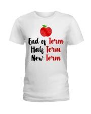 End Of Term Ladies T-Shirt thumbnail
