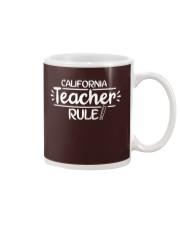 I Teacher California Mug thumbnail