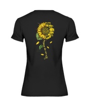 You are My Sunshine Firefighter  Premium Fit Ladies Tee thumbnail