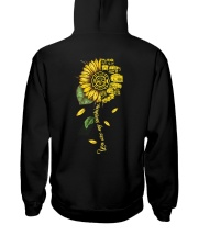 You are My Sunshine Firefighter  Hooded Sweatshirt thumbnail