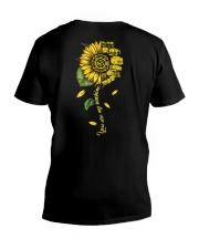 You are My Sunshine Firefighter  V-Neck T-Shirt thumbnail