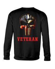 Veteran Skull Crewneck Sweatshirt thumbnail