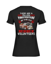 There Are A Milion Firefighters In The US Premium Fit Ladies Tee thumbnail
