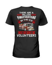 There Are A Milion Firefighters In The US Ladies T-Shirt thumbnail