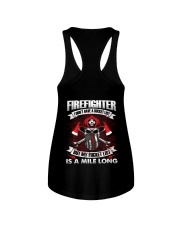 Firefighter I Don't Have A Bucket List Ladies Flowy Tank thumbnail