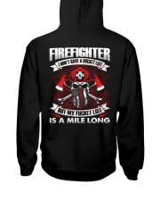 Firefighter I Don't Have A Bucket List Hooded Sweatshirt thumbnail