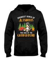 Drunkest Bunch Campground Hooded Sweatshirt thumbnail