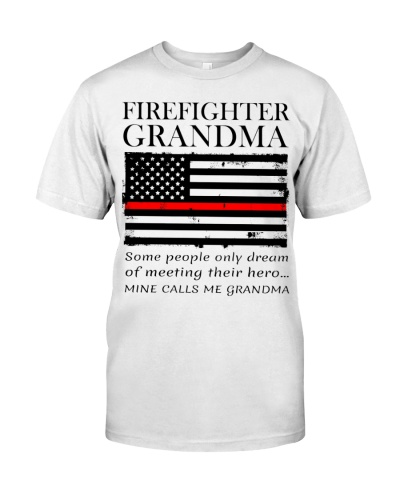 Firefighter Grandma