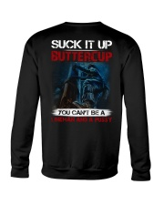 Suck It Up Buttercup You Can't Be A Lineman Crewneck Sweatshirt thumbnail