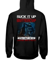 Suck It Up Buttercup You Can't Be A Lineman Hooded Sweatshirt thumbnail