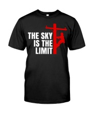 The Sky Is The Limit Classic T-Shirt front
