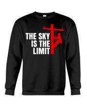 The Sky Is The Limit Crewneck Sweatshirt thumbnail