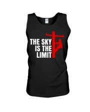 The Sky Is The Limit Unisex Tank thumbnail