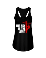 The Sky Is The Limit Ladies Flowy Tank thumbnail