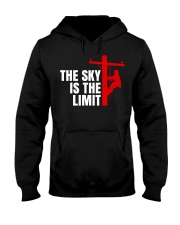 The Sky Is The Limit Hooded Sweatshirt thumbnail