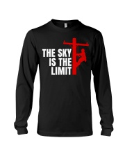 The Sky Is The Limit Long Sleeve Tee thumbnail