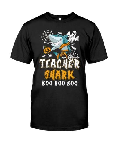 Teacher Shark Boo Boo Boo