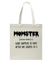 Line Wife Flag Shirt Tote Bag thumbnail