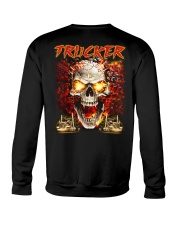 Trucker Cool Gift T-Shirt  Crewneck Sweatshirt thumbnail