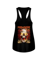 Trucker Cool Gift T-Shirt  Ladies Flowy Tank thumbnail
