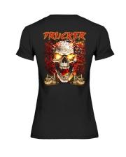 Trucker Cool Gift T-Shirt  Premium Fit Ladies Tee thumbnail