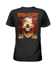 Trucker Cool Gift T-Shirt  Ladies T-Shirt thumbnail