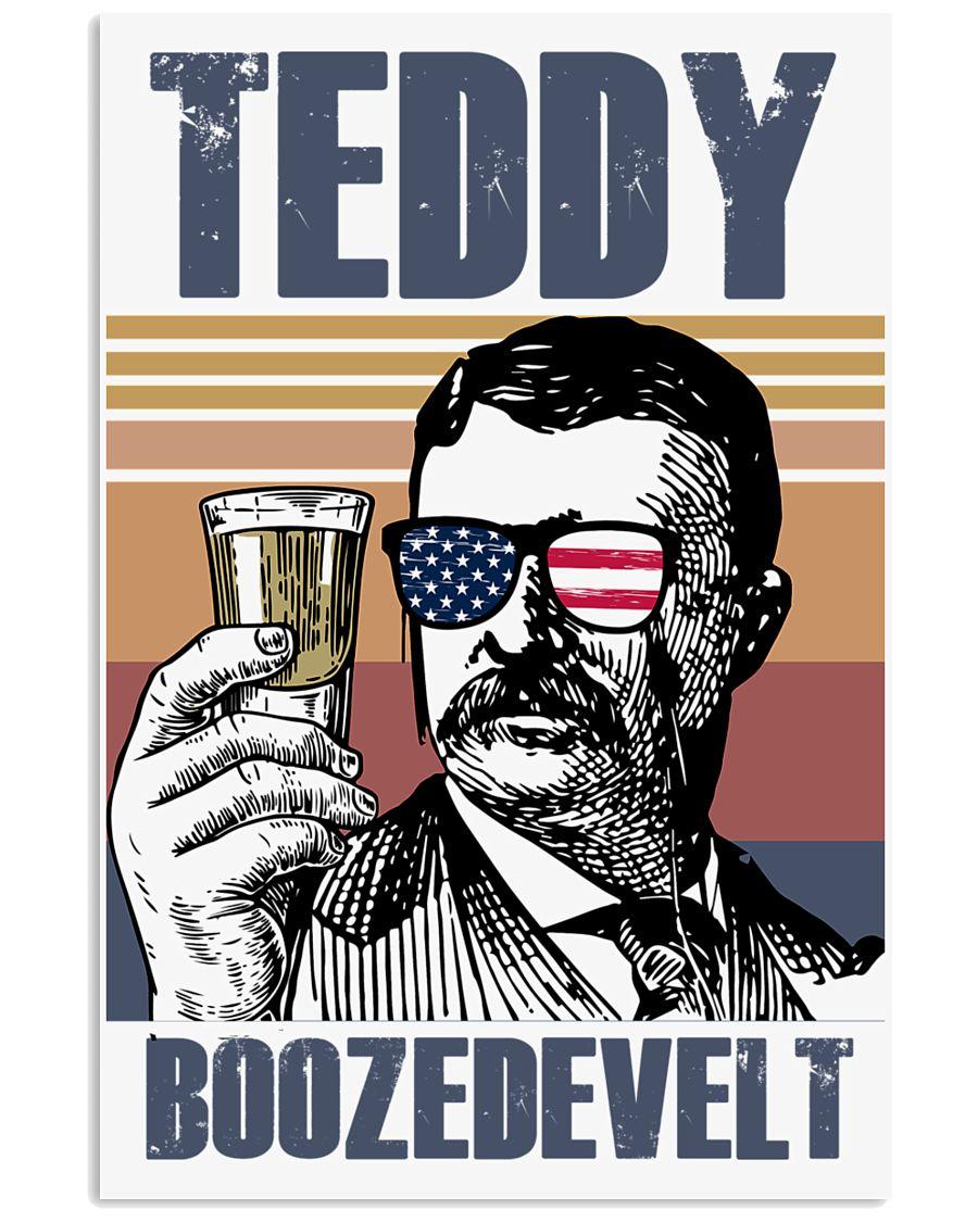 Teddy Boozedevelt 24x36 Poster