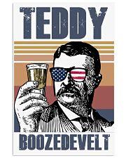 Teddy Boozedevelt 24x36 Poster front