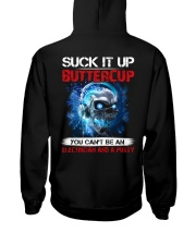 Suck It Up Buttercup You Can't Be A Electrician Hooded Sweatshirt thumbnail