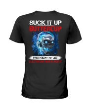 Suck It Up Buttercup You Can't Be A Electrician Ladies T-Shirt thumbnail