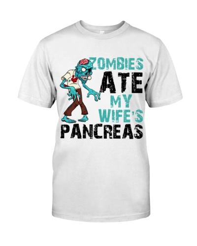Trucker Zombies Ate My Wife's Pancreas