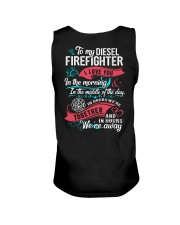 To My Diesel Firefighter I Love You Unisex Tank thumbnail