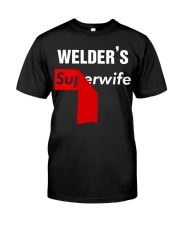 WELDER'S SUPERWIFE Classic T-Shirt front
