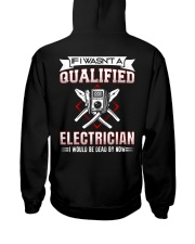 Electrician Not Qualified Dead For Now Hooded Sweatshirt thumbnail