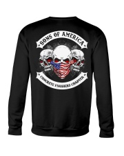 Sons Of America Concrete Crewneck Sweatshirt thumbnail