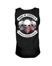 Sons Of America Concrete Unisex Tank thumbnail