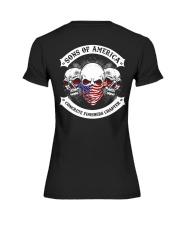 Sons Of America Concrete Premium Fit Ladies Tee thumbnail
