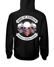 Sons Of America Concrete Hooded Sweatshirt thumbnail