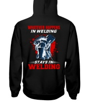 Welder Stay In Welding Hooded Sweatshirt thumbnail