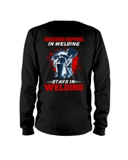 Welder Stay In Welding Long Sleeve Tee thumbnail