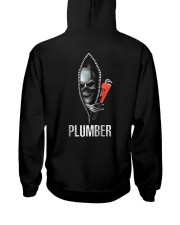 Plumber Skull Crack Hooded Sweatshirt thumbnail