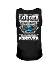 The Title Logger Canot Be Inherited Unisex Tank thumbnail