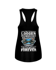 The Title Logger Canot Be Inherited Ladies Flowy Tank thumbnail