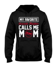 My Favorite Concrete Finisher Calls Me Mom Hooded Sweatshirt thumbnail
