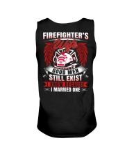 Firefighter's Wife  Good Men Still Exist Unisex Tank thumbnail