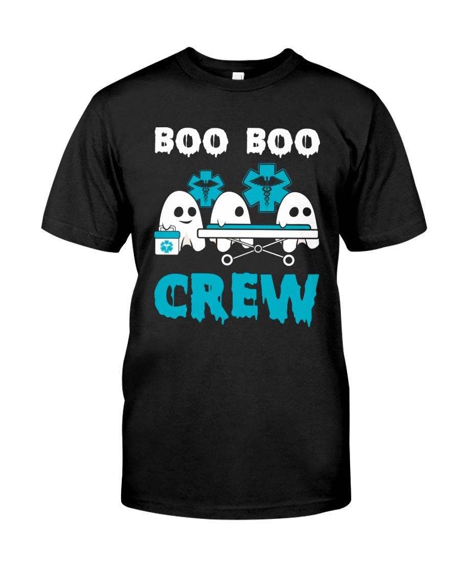 Boo Boo Crew Nurse Classic T-Shirt