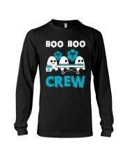 Boo Boo Crew Nurse Long Sleeve Tee thumbnail