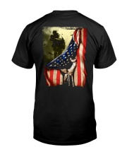 Veteran Flag Premium Fit Mens Tee thumbnail