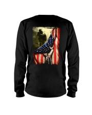 Veteran Flag Long Sleeve Tee thumbnail