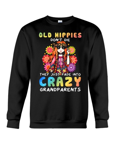 Old Hippies - Into Crazy Grandparents